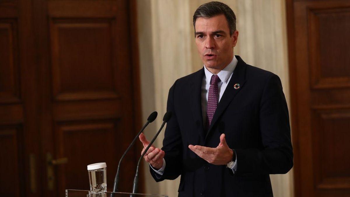 """Pedro Sánchez admite que los resultados del 4M son """"rotundamente malos"""" para el PSOE pero pronostica que la izquierda volverá"""