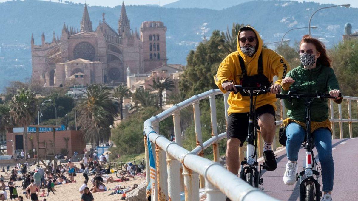 Baleares ofrece a todos los turistas un seguro gratuito de repatriación en caso de contagio