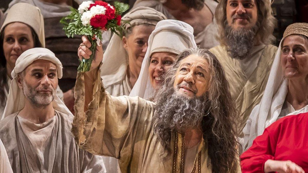 Plácido Domingo regresa a España año y medio después de su última actuación