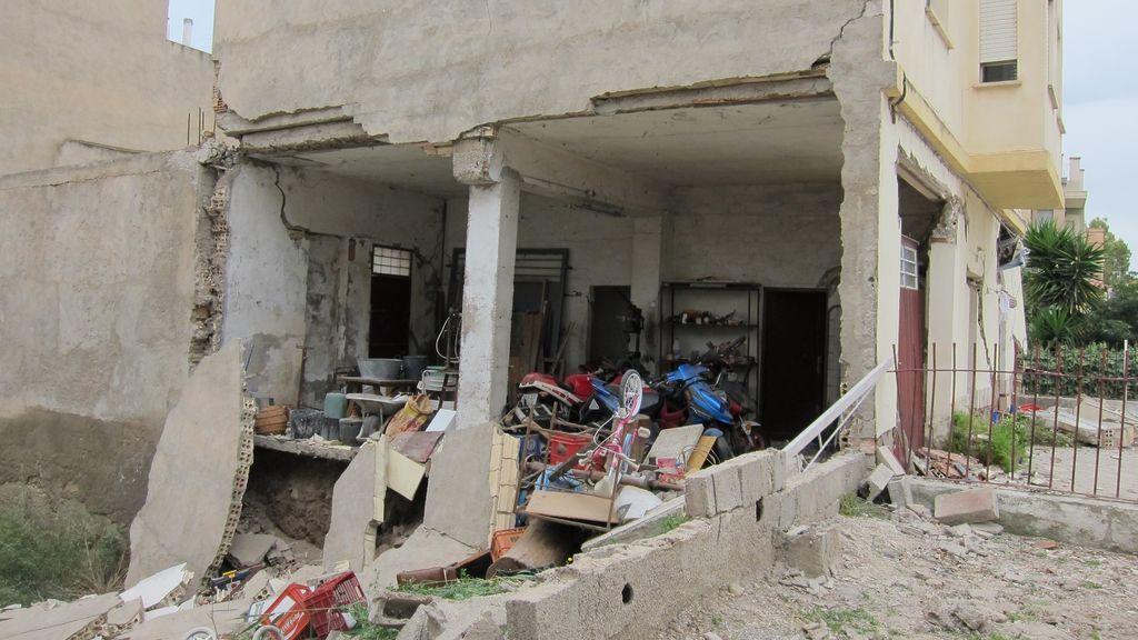 Décimo aniversario del terremoto de Lorca
