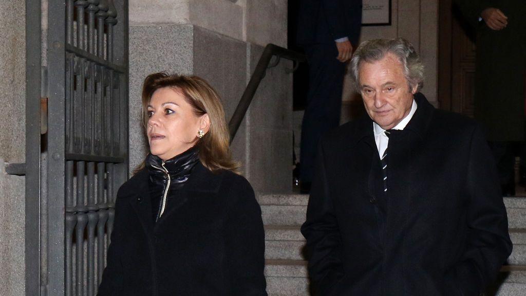 El juez de Kitchen imputa a Cospedal y a su marido por el espionaje a Bárcenas