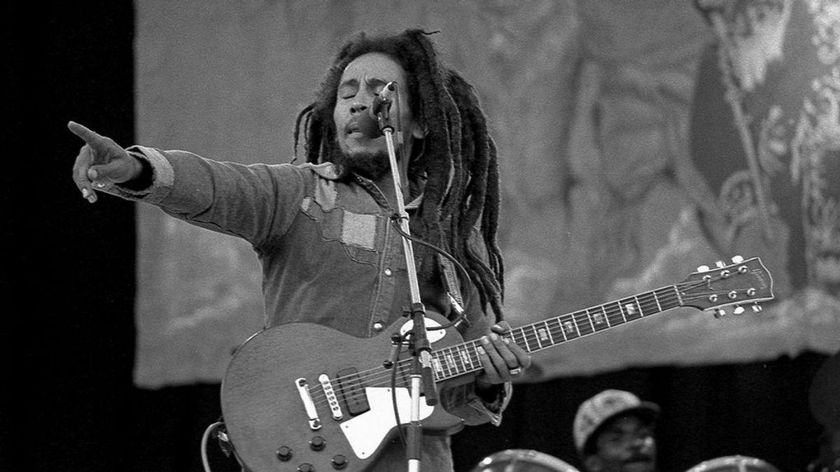 6 canciones para recordar a Bob Marley