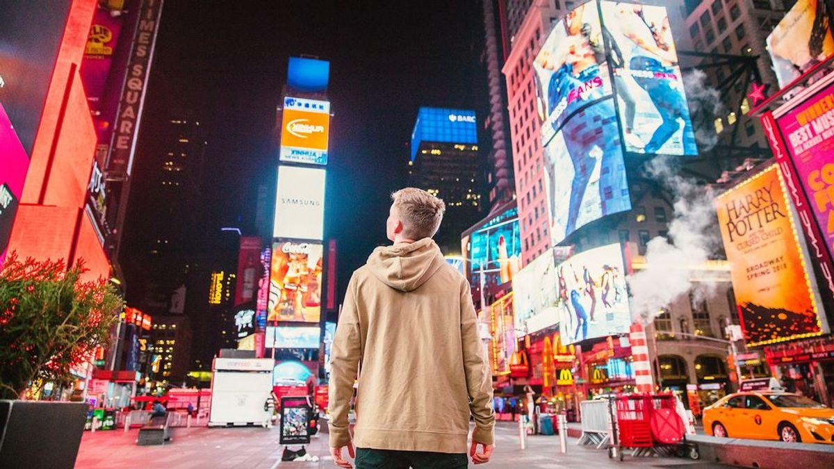 Nueva York ofrecerá vacunas contra el coronavirus a los turistas para reactivar la economía