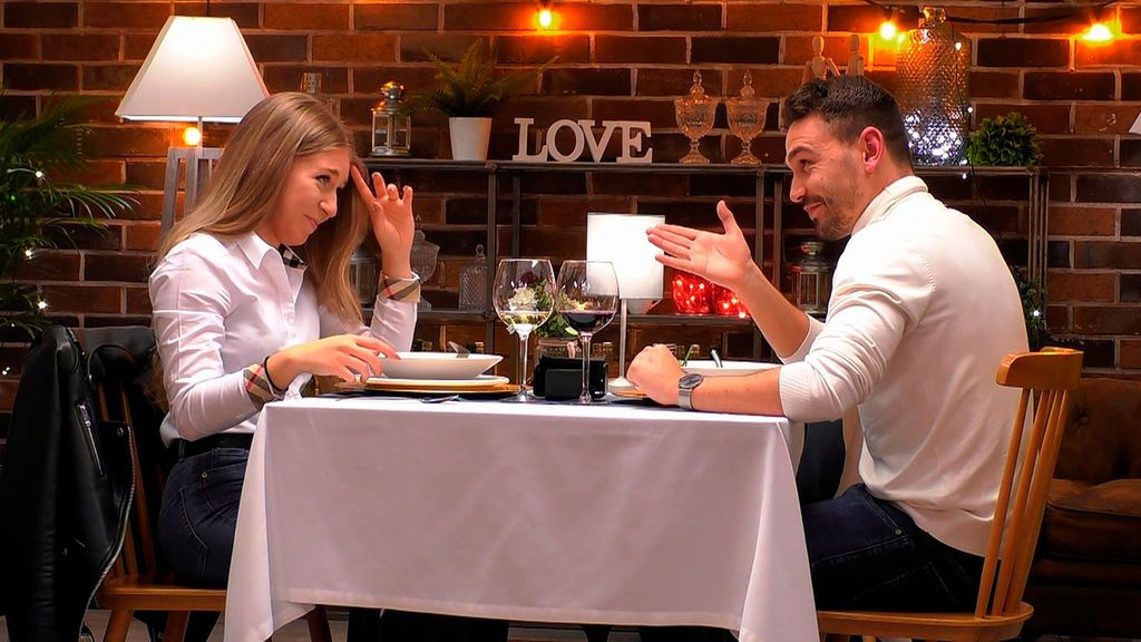 Energía y reciprocidad First Dates Temporada 4 Programa 1234