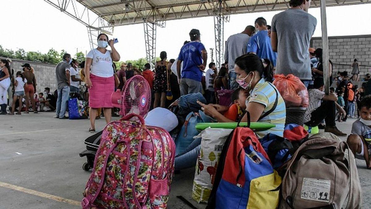 Militares venezolanos secuestrados por las disidencias de las FARC en la frontera