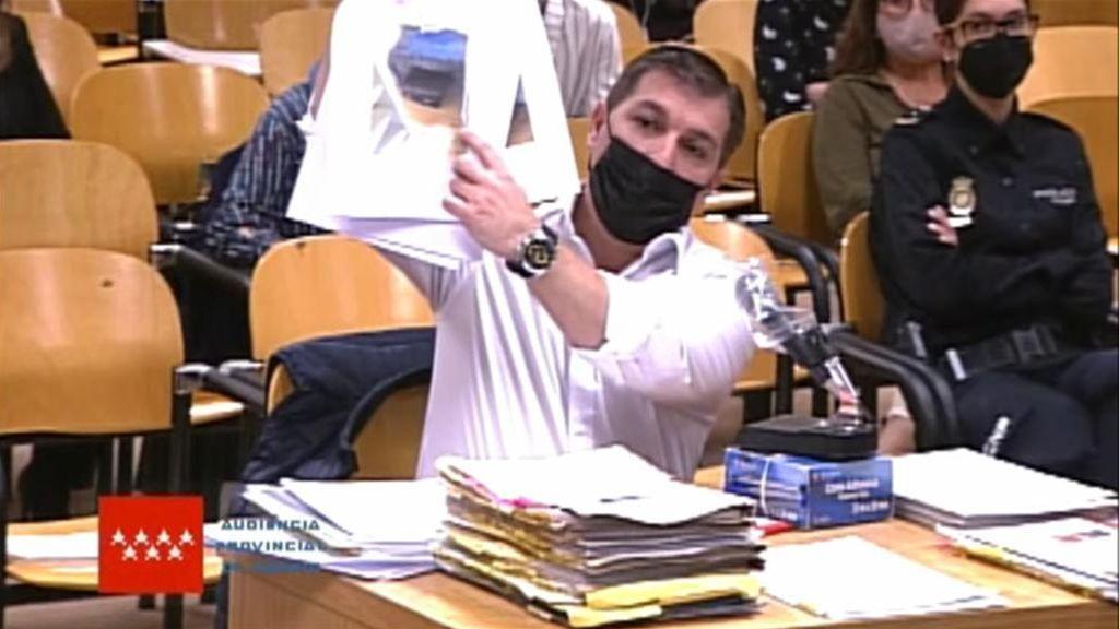 """El 'rey del Cachopo' en el juicio: """"Llevo dos años intentando demostrar que un grupo organizado está detrás del crimen"""""""