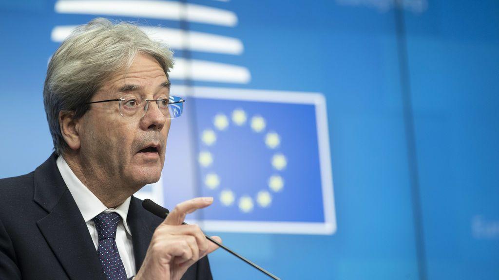 Paolo Gentiloni, comisario de economía