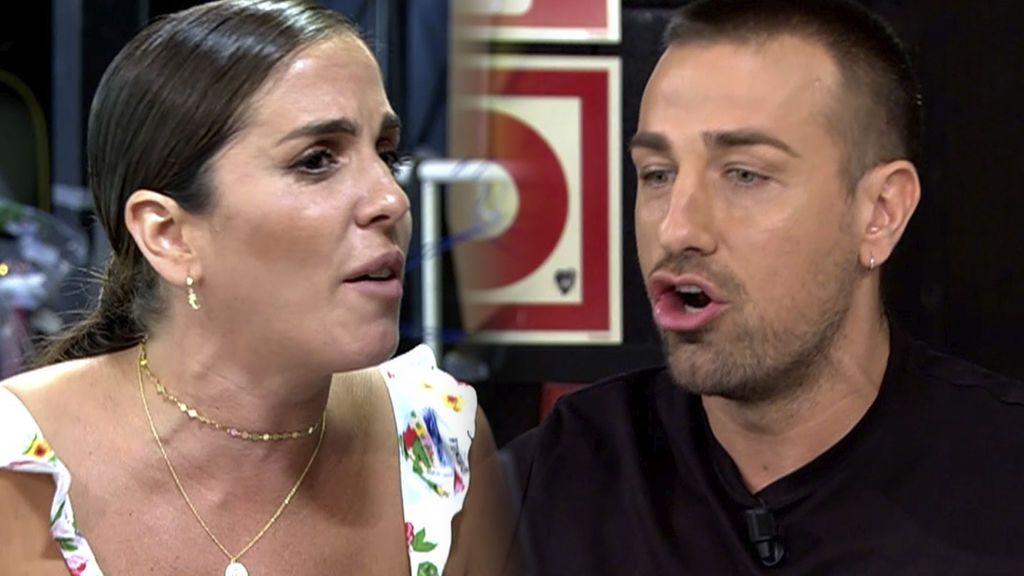 Los enfrentamientos más tensos de Rafa Mora y Anabel Pantoja