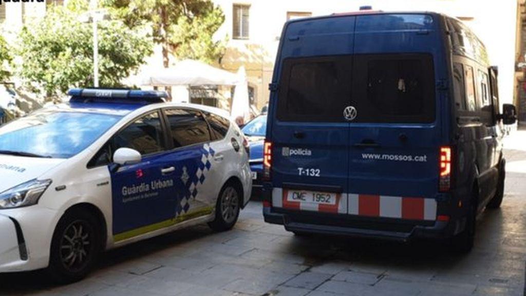 Operación policial contra una red de falsificación de carnés de conducir Girona DGT