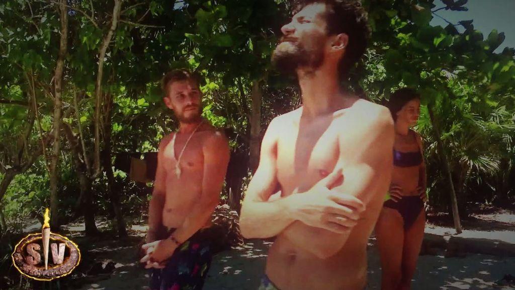 Alejandro Albalá vive sus horas más críticas en la convivencia, esta noche en 'Supervivientes: Tierra de Nadie'