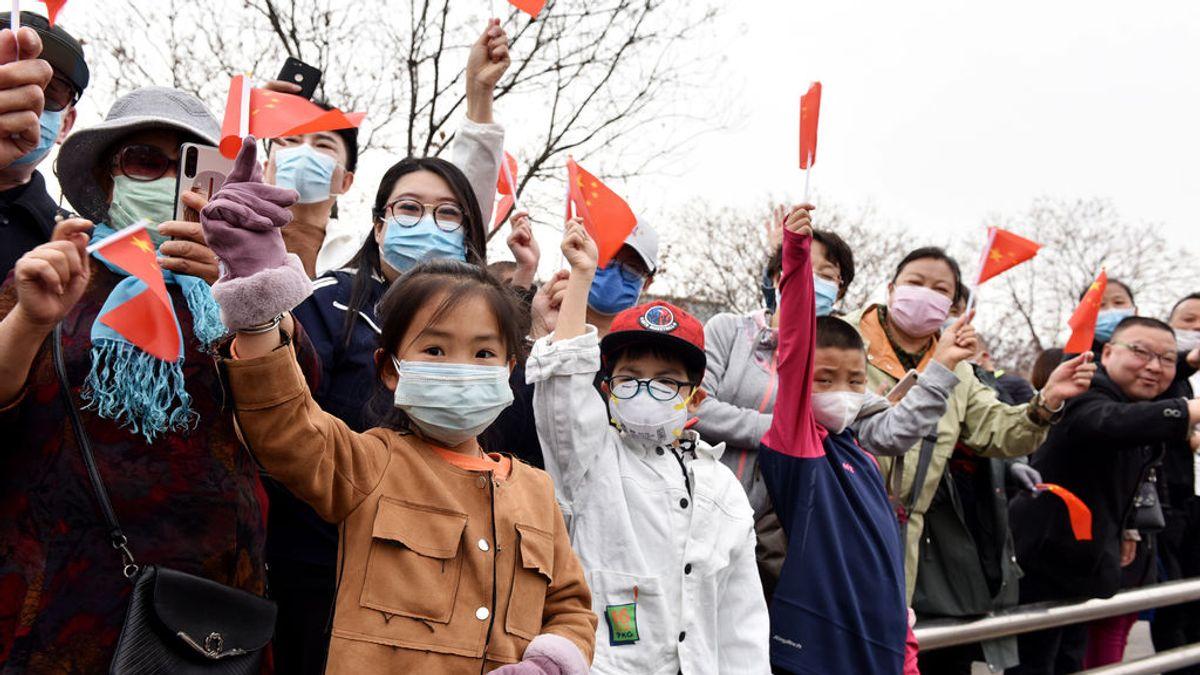 La población de China crece un 5,38 % en diez años hasta los 1.411 millones de habitantes