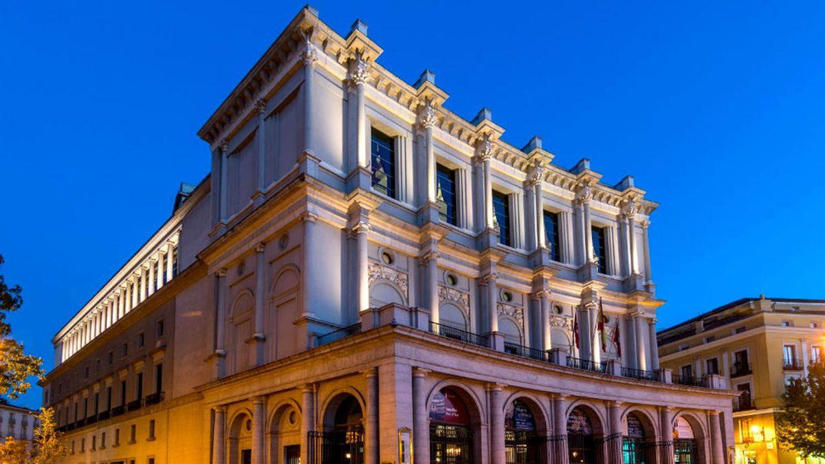 ¿Qué otros candidatos se enfrentaban al Teatro Real de Madrid en el premio International Opera?