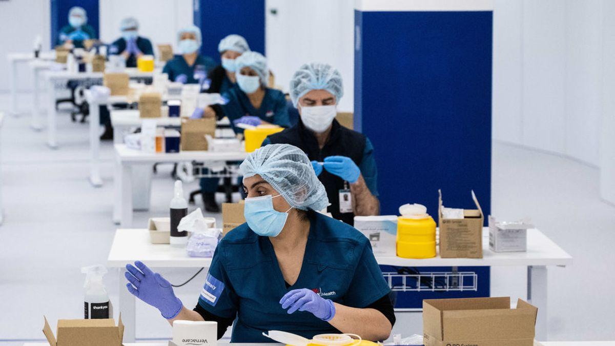 Sanidad calcula que la vacunación contra la covid ha evitado más de 3.500 muertes hasta abril