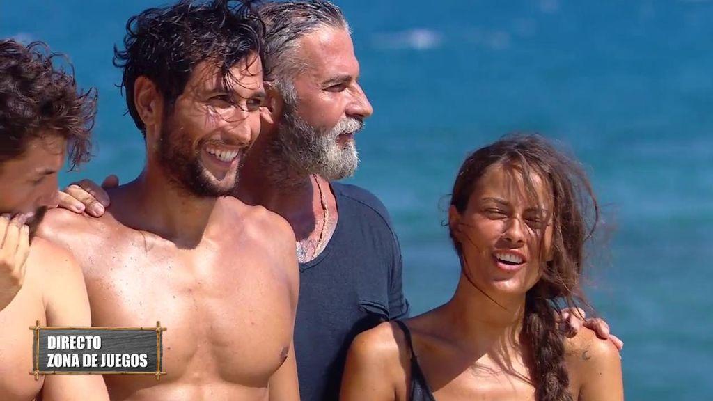 Melyssa y Gianmarco se clasifican para la final del juego de líder