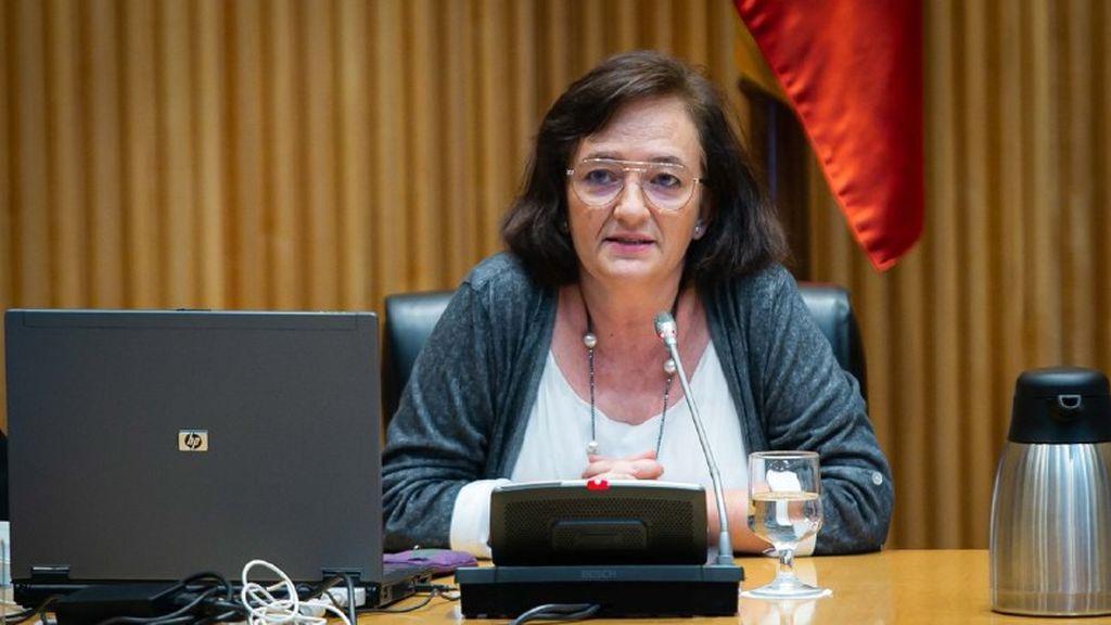 Cristina Herrero, presidenta de la AIReF