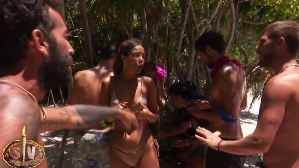 La gran bronca entre Omar y Tom que terminar con el posicionamiento de Melyssa