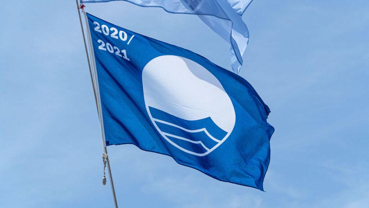 Récord de banderas azules en las playas españolas este 2021