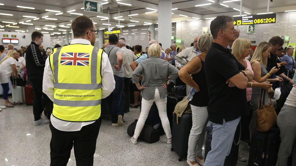 El Gobierno confía en que los turistas británicos puedan a venir a España a partir del 20 de mayo sin PCR