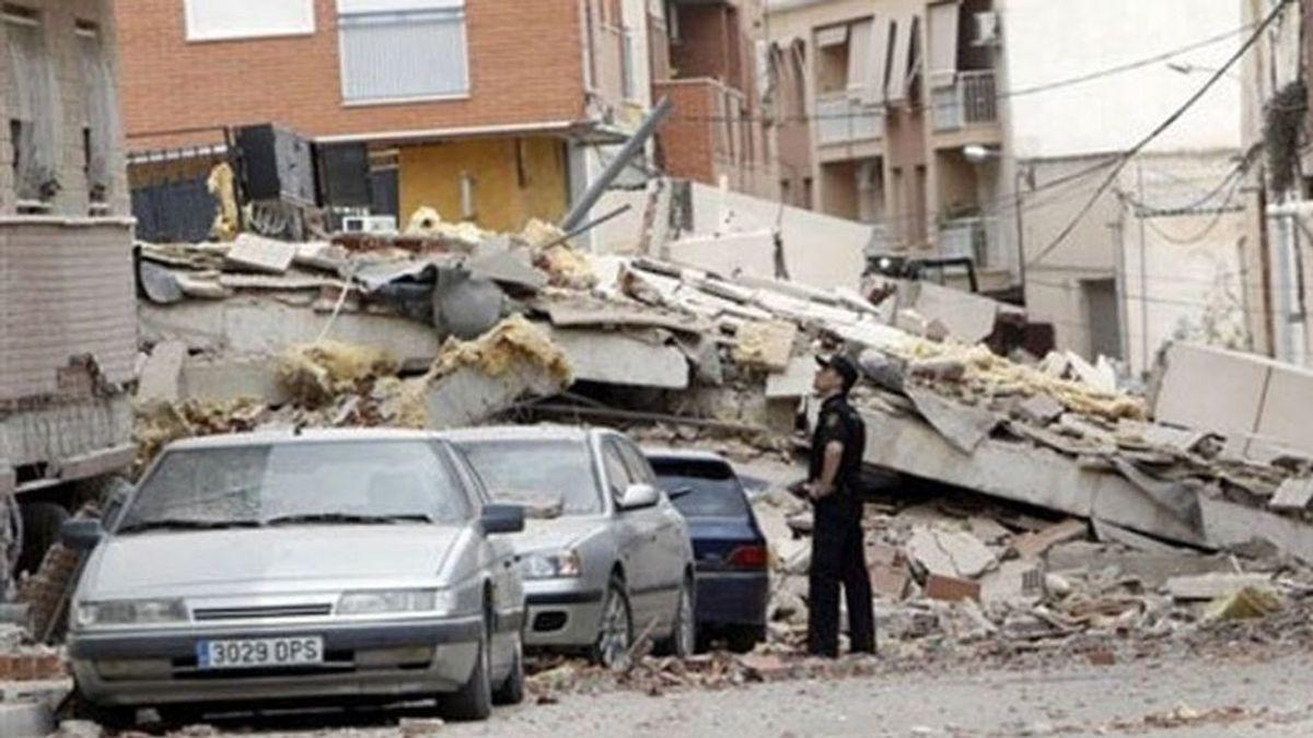 Diez años tras el terremoto que afectó a Lorca, Murcia, en 2011