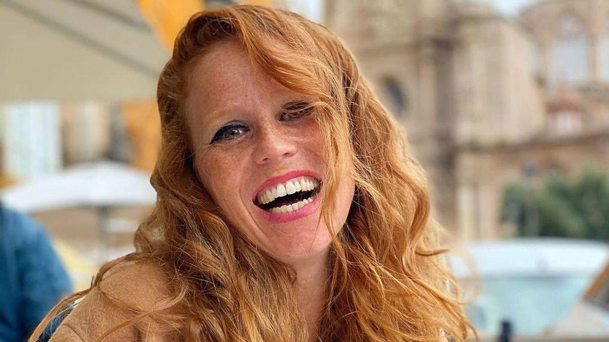 """María Castro visibiliza la parte buena de la maternidad en su cara: """"Tus ojeras aumentan al ritmo de tu sonrisa"""""""