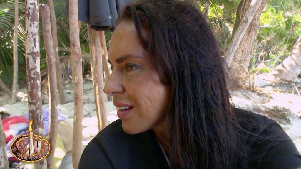 Olga Moreno habla sobre Rocío Carrasco