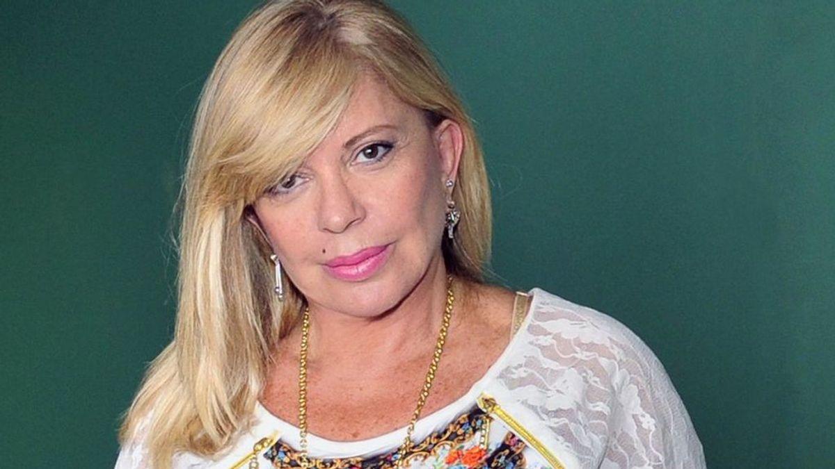 Bárbara Rey vuelve a ser ingresada dos semanas después de sufrir el coronavirus