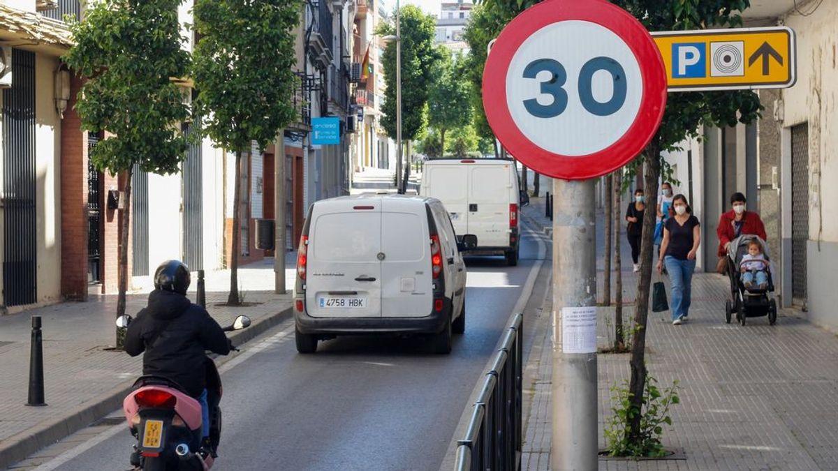 """Pere Navarro, sobre la limitación a 30 km/h: """"No es un tema de policía ni de radares. Es más de convencer"""""""