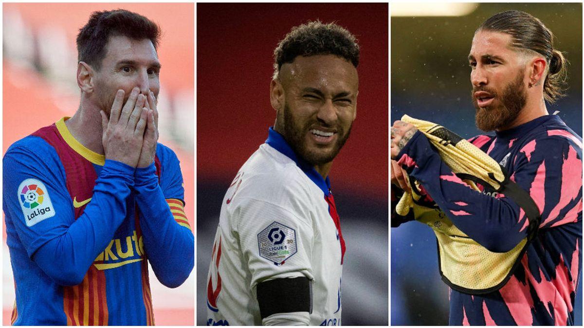 Al Khelaifi hará un PSG de estrellas para rodear a Neymar.