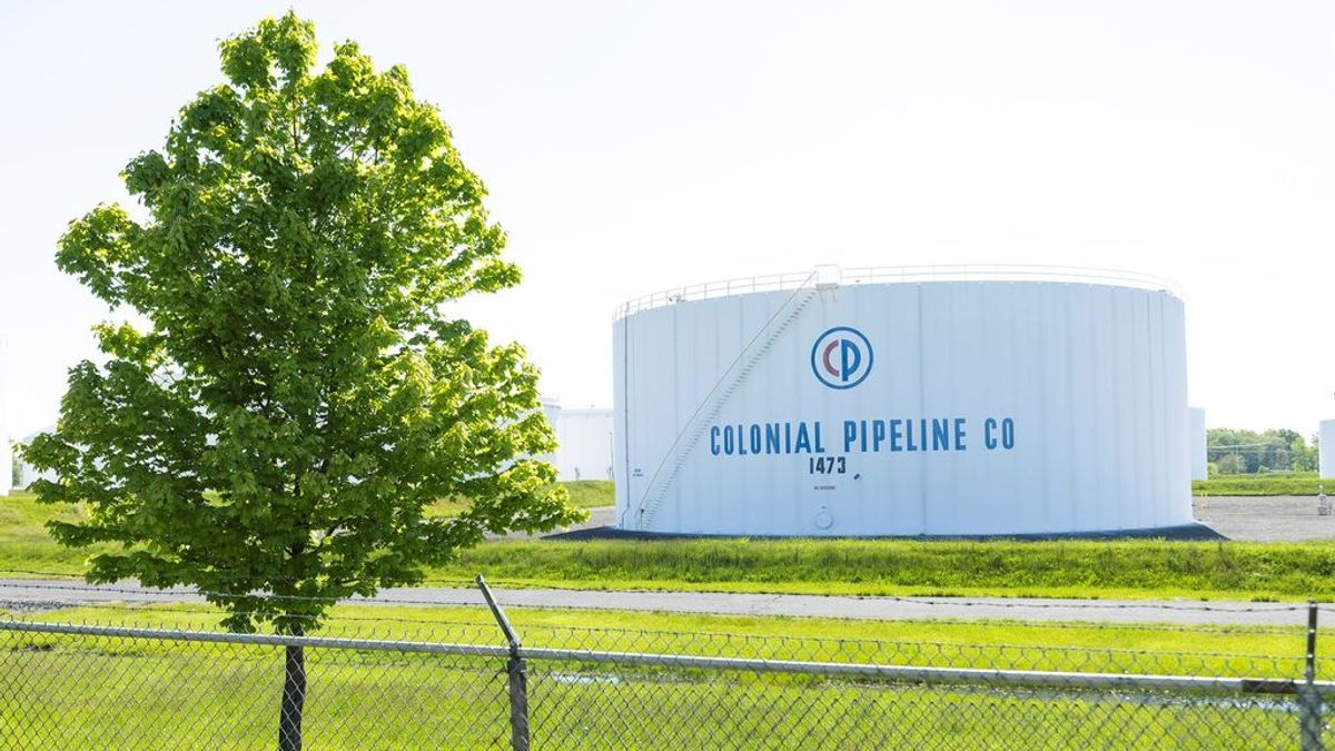 DarkSide pone en jaque a Estados Unidos tras su ataque a Colonial Pipeline