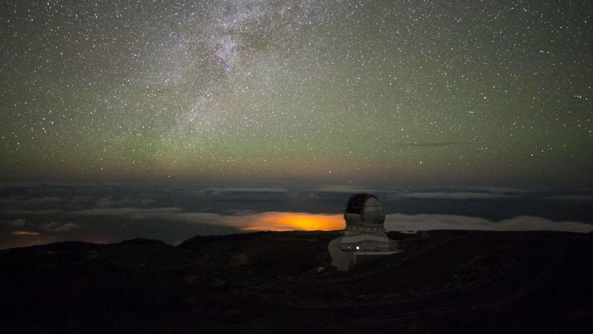 El observatorio astronómico con el cielo más oscuro del mundo está en España