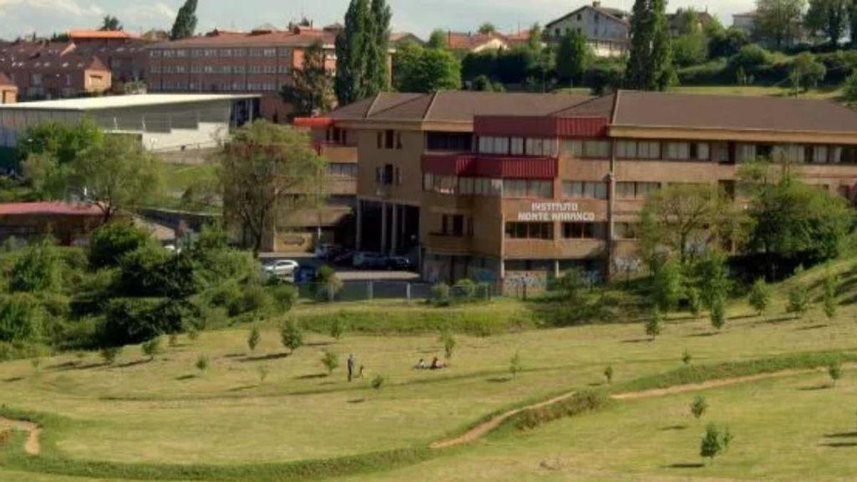 Fallece el conserje del IES Monte Naranco de Oviedo aplastado por un ascensor
