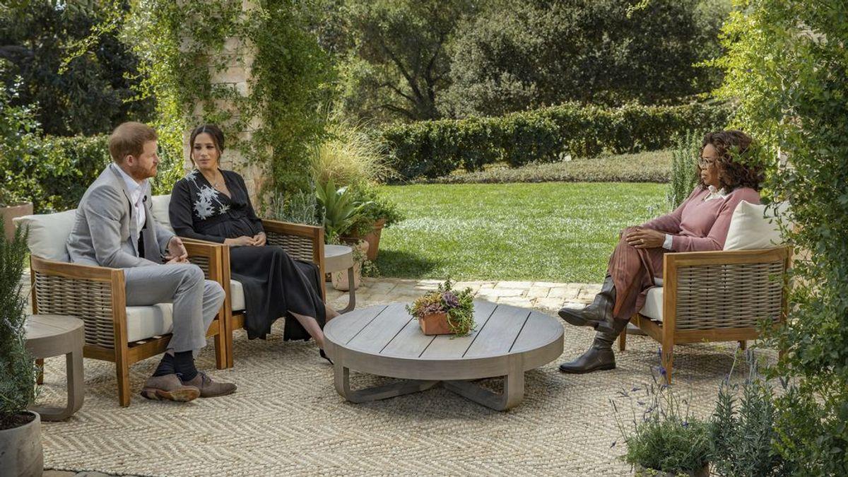 Oprah Winfrey y el príncipe Harry presentarán una serie sobre salud mental