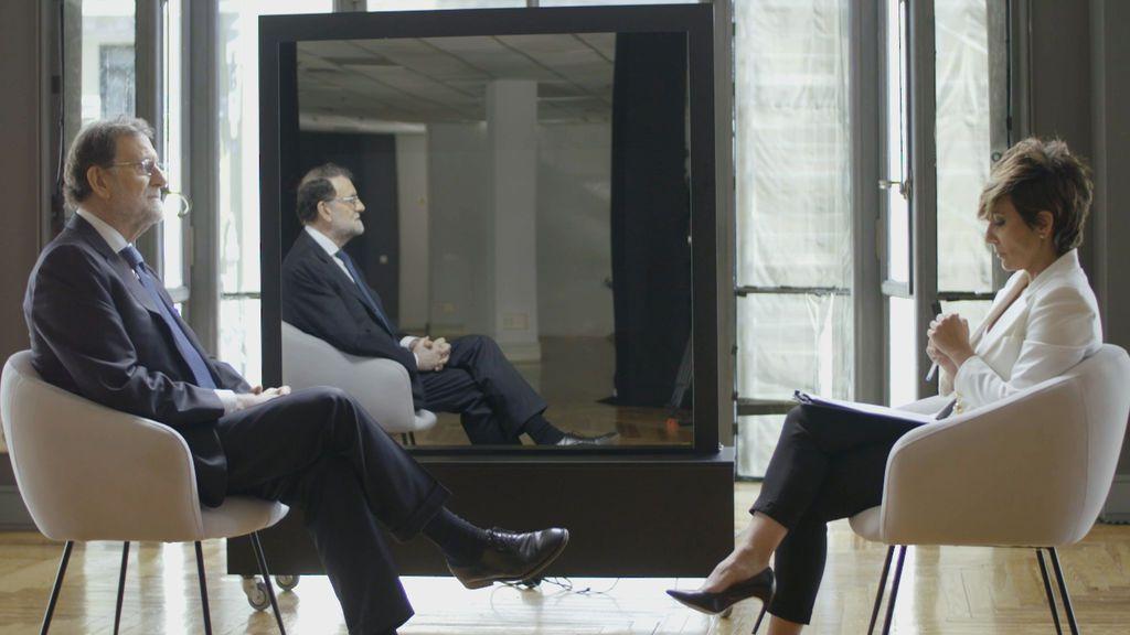 """Mariano Rajoy, sobre el 15M: """"No ha podido hacer nada de lo que planteaba, una excelente noticia"""""""