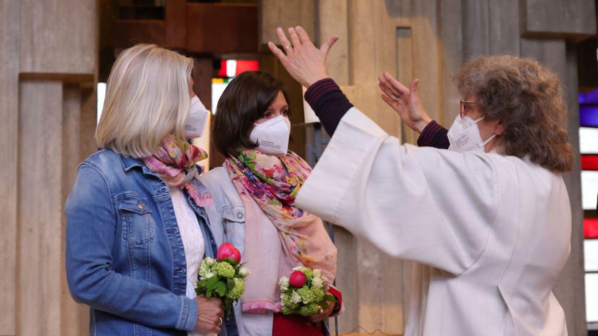 La Iglesia Católica alemana bendecirá a las parejas homosexuales