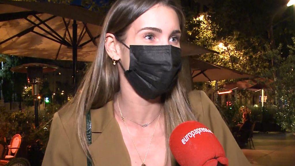 Marta López Álamo aclara si vive una crisis con Kiko Matamoros