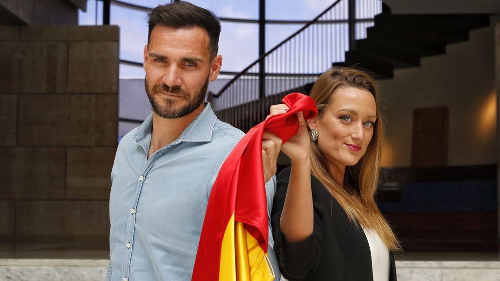 Craviotto y Mireia Belmonte