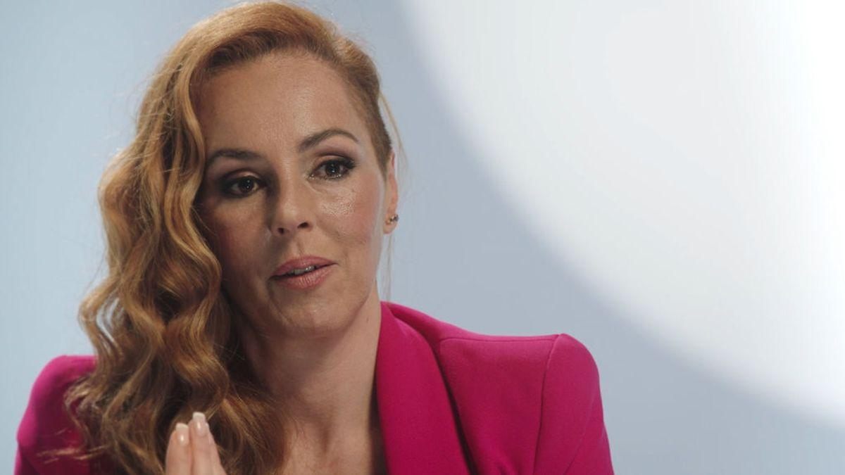 Rocío desmiente a Olga Moreno y cuenta lo que ocurrió cuando se encontró con su hijo en los juzgados