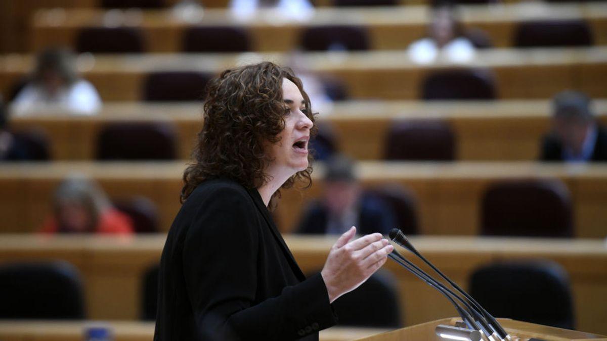 Unidas Podemos, sin representación en la Cámara Alta tras despedirse su única senadora
