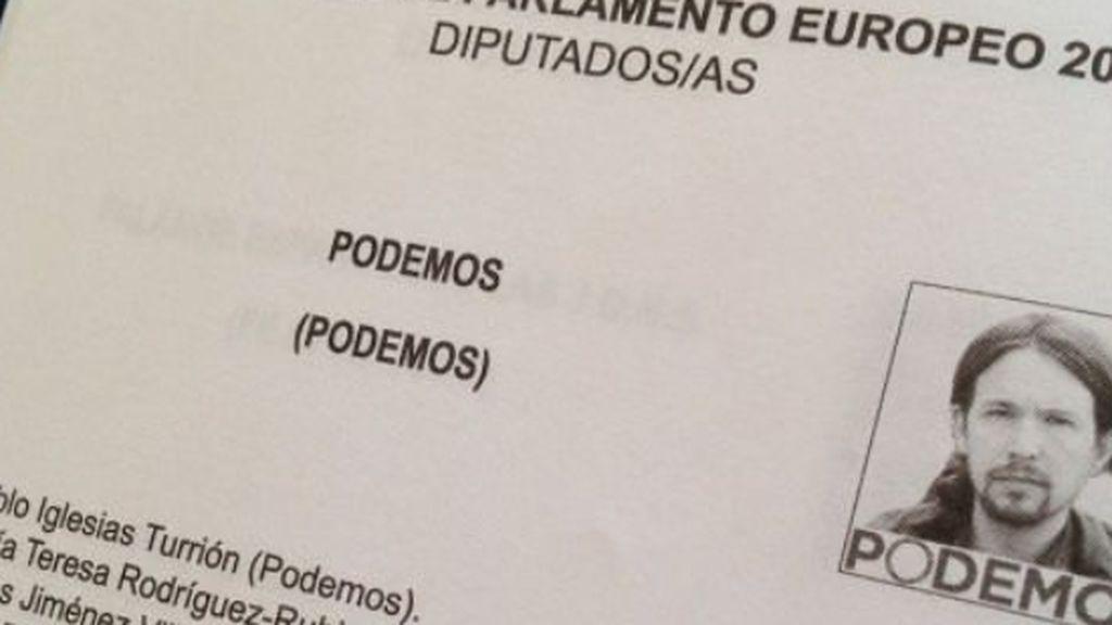 Pablo Iglesias imagen de marca