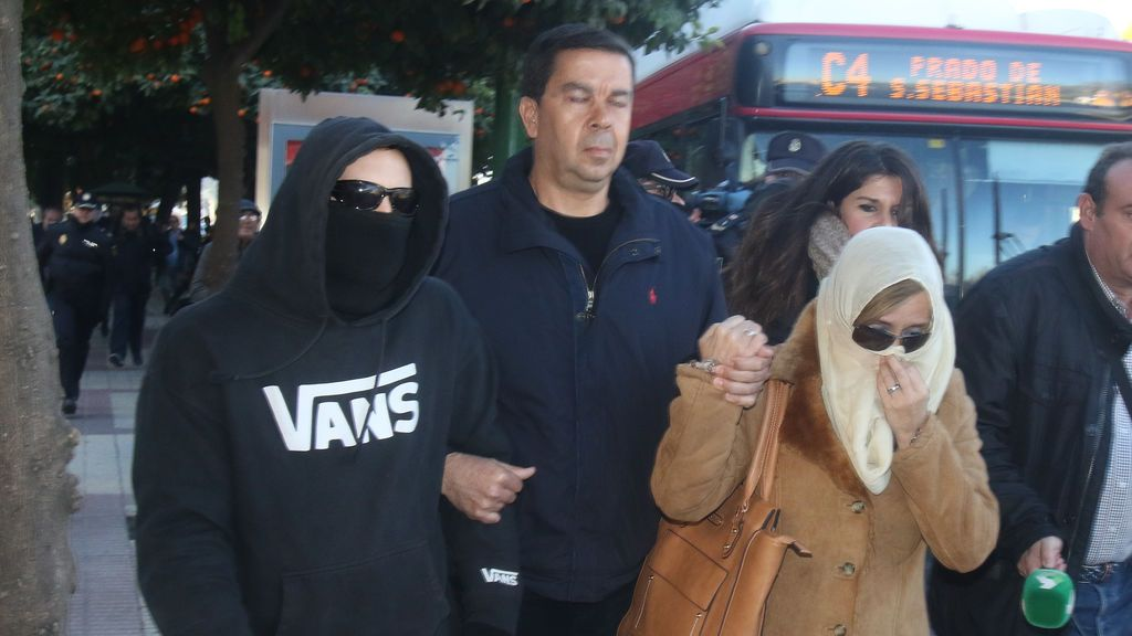 El Cuco y su madre, procesados por mentir en el juicio por asesinato de Marta