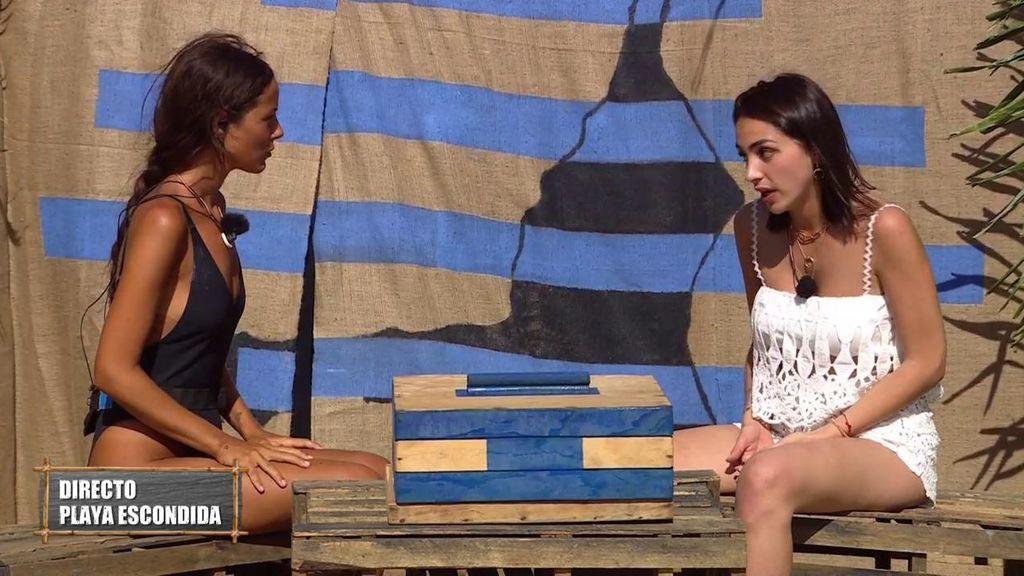 Melyssa Pinto y Sandra Pica