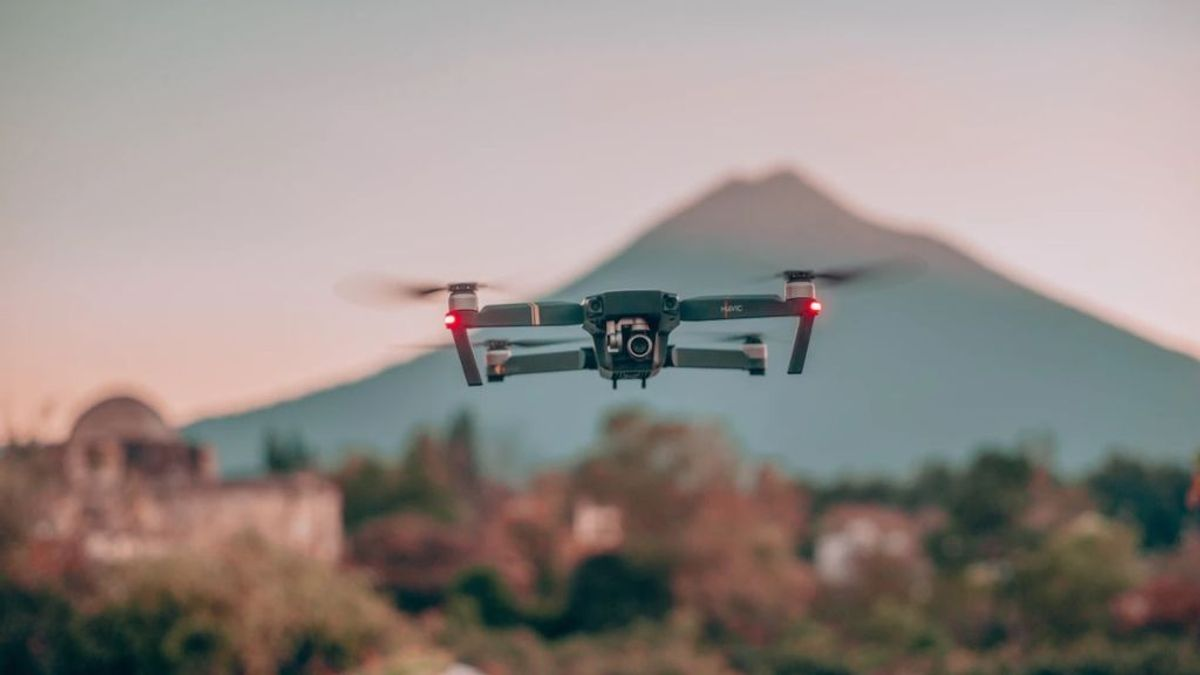 Detenido por robar en un chalet en Gran Canaria tras comprobar con un dron que los dueños dormían