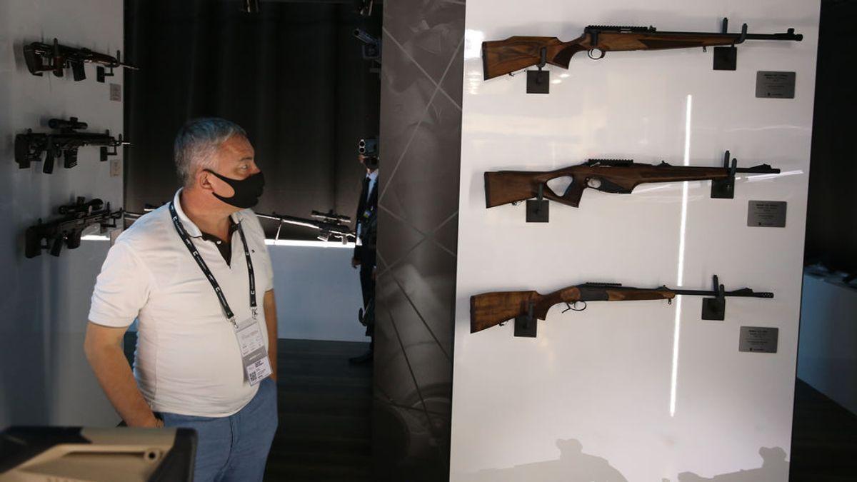 Normativa de uso de armas en Rusia: ¿está permitido?