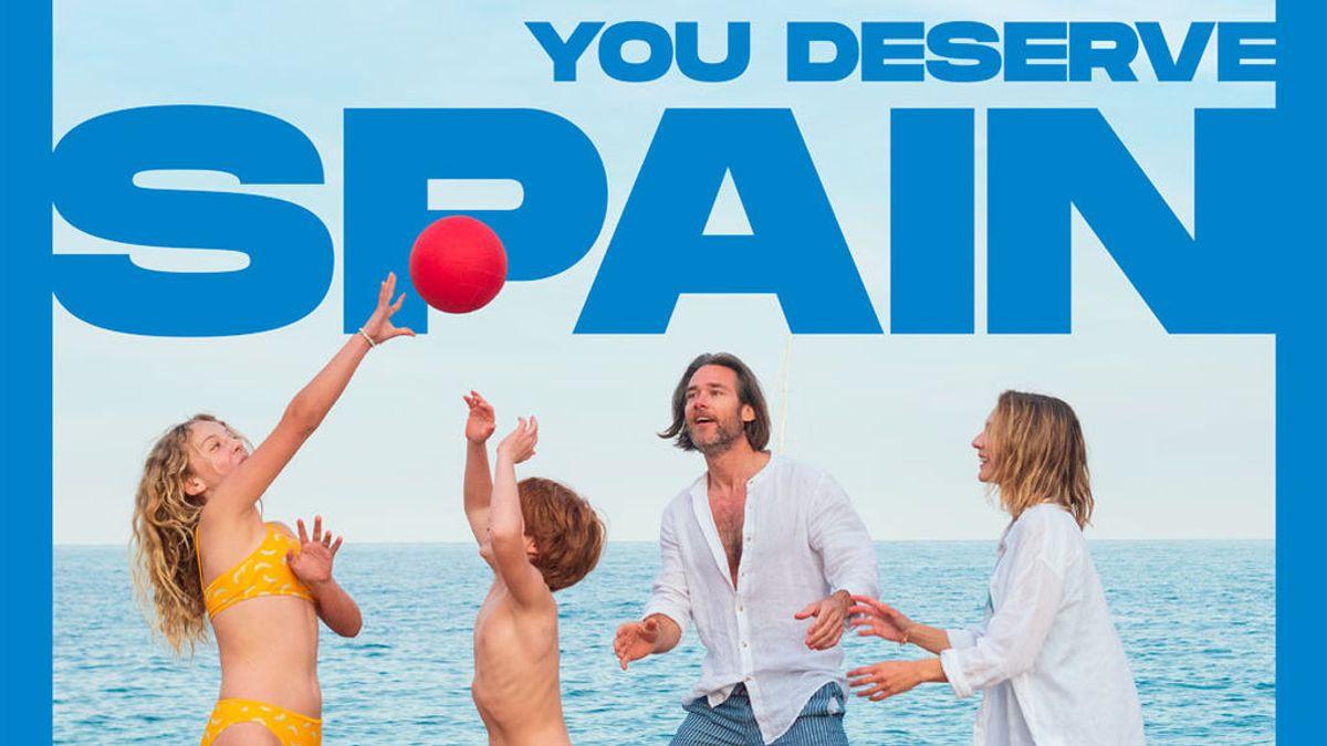 """""""Te mereces España"""", campaña de Turespaña"""