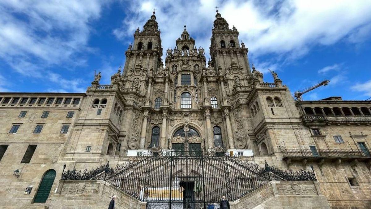 La Catedral de Santiago se quita los andamios tras ocho años de obras de restauración