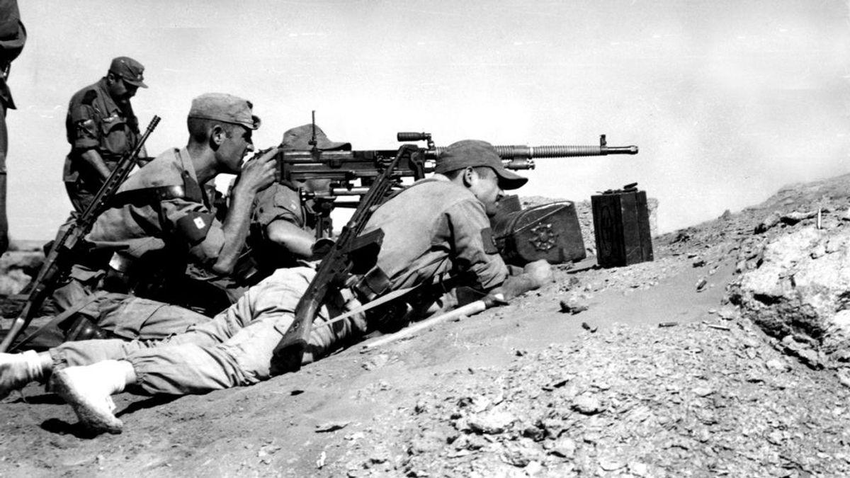 Mil euros para los reclutas que lucharon en la guerra del Ifni-Sahara