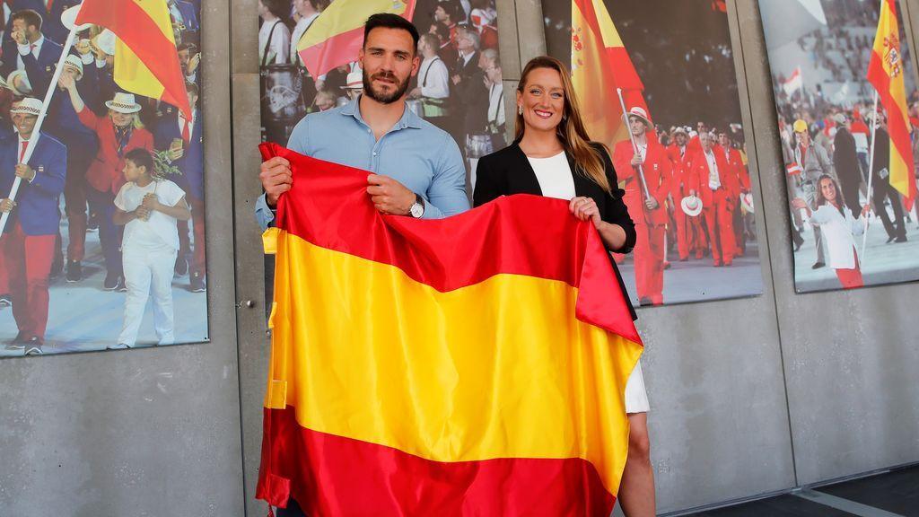 Craviotto y Belmonte serán los abanderados de España para los Juegos Olímpicos de Tokio