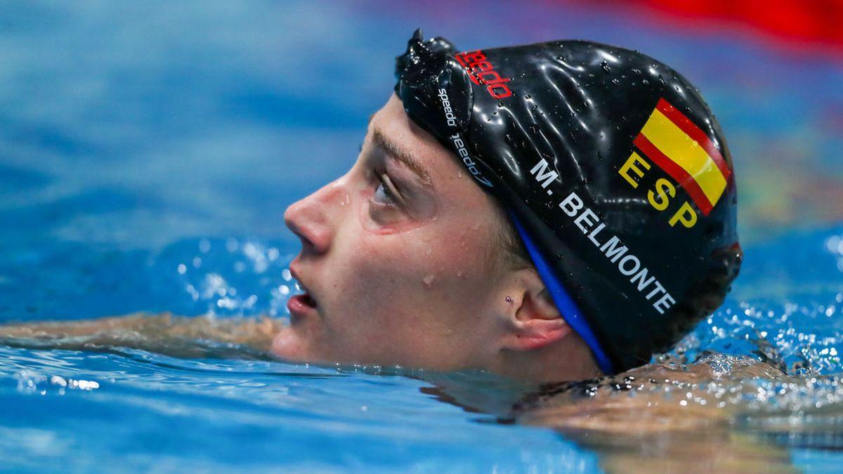 Mireia Belmonte, cuando la piscina pasa de recomendación médica a pasión