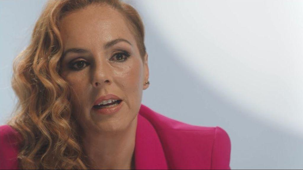 """Rocío Carrasco, sobre su hijo David: """"Sé que si le hubiesen dejado, me hubiera llamado"""""""