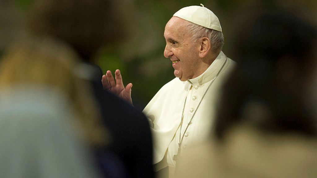 El Papa retoma siete meses después la audiencia general con fieles